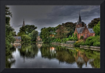 Brugge in HDR