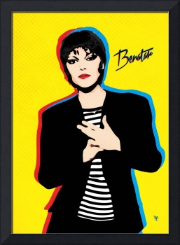 Pat Benatar - Pop Art
