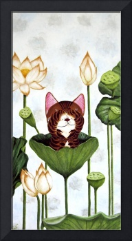 Cat Art by catmaSutra - See No Evil