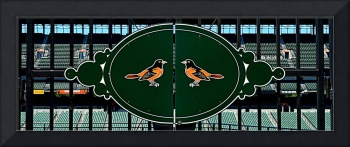 Gate at Oriole Park at Camden Yards, Baltimore, MD