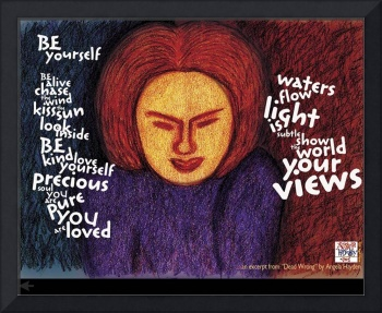 Be Yourself Illustrated Poem