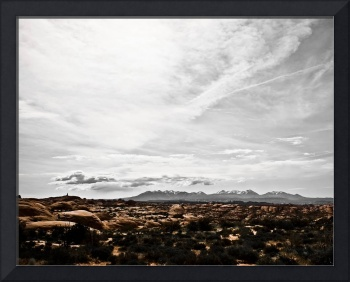 Arches National Park Landscape (9352)