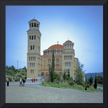 New Monastery, Island of Aegina, Greece 2003