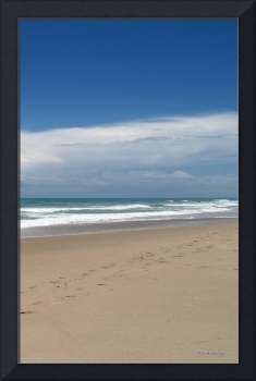 Treasure Coast Beach Seascape C4 Triptych R