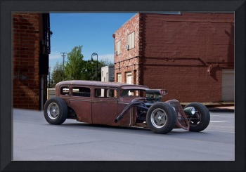 Alley Rat Rod III