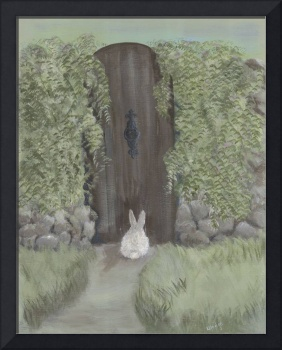 Bunny at the Gate