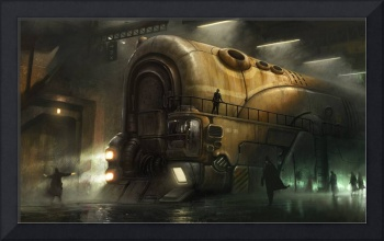 Dark Future Train