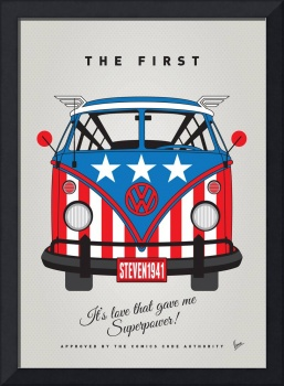 MY SUPERHERO-VW-T1-CAP AMERICA