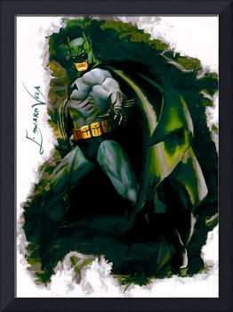 Batman #4 Wall Art