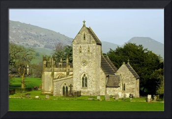 The Church of the Holy Cross, Ilam (30774-RDA)