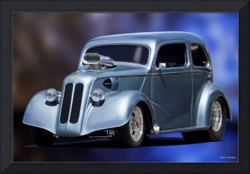 1949 Ford Anglia 'ProStreet' Coupe