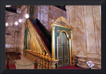 Stairs To The Pulpit