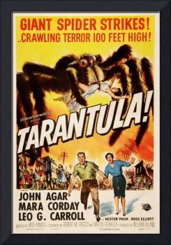 Tarantula Movie Poster
