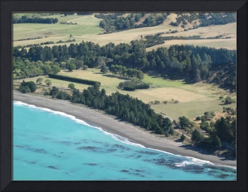 New Zealand - Kaikoura Coast Line