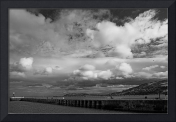 STORM CLOUDS, ISLE OF MAN