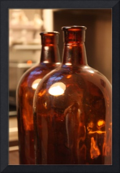 Brown Glass Bottles (02)