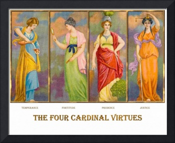 The Four Cardinal Virtues