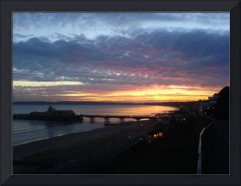Bournemouth sunset 3