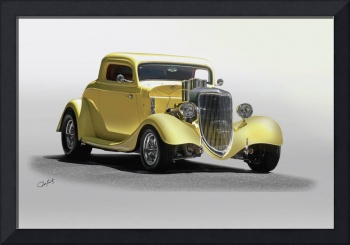 1934 Ford Coupe 'Studio' I