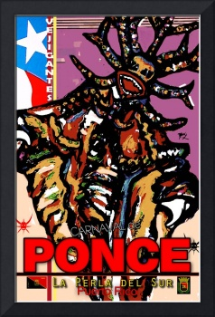 Ponce Carnaval poster