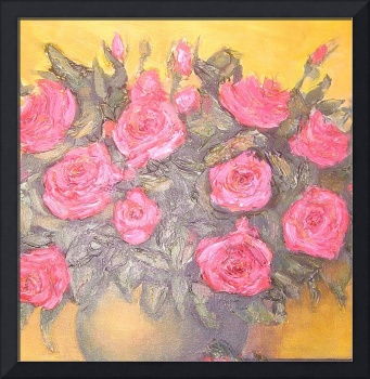 Pink Roses 11