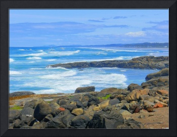 Art Photography Pacific Coast Sea Of Wonders