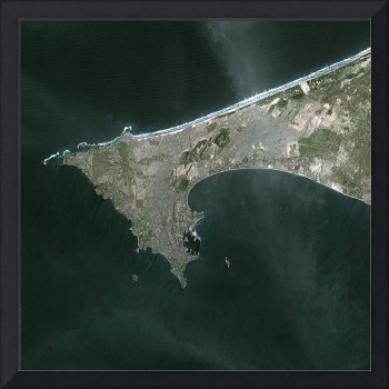 Dakar (Senegal) : Satellite Image