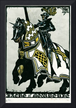 Knight On Horseback