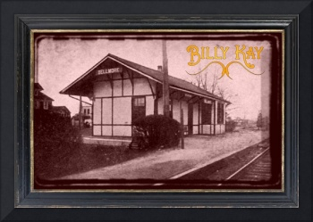 Billy Kay Bellmore Train Station