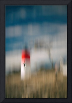 Abstract Photography Lighthouse Window