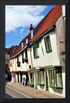 The Shambles Medieval Houses