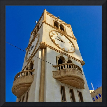 Clocktower, Jdeideh
