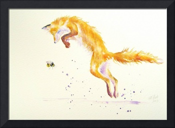 FOX : Bee Pronking