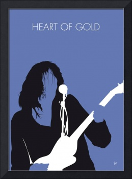 No128 MY Neil Young Minimal Music poster