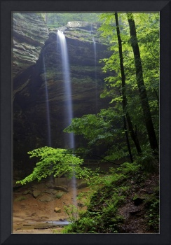 May Morning at Ash Cave by Jim Crotty 1