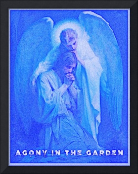Agony in the Garden by Frans Schwartz v8