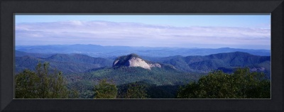 Looking Glass Rock Blue Ridge Parkway NC