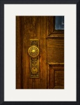 Texas Capitol Door Knob by Dave Wilson