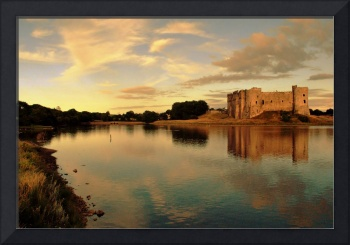 Carew Castle and Bridge