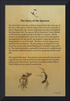 The Story of the Sparrow