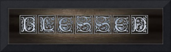 blessed style blocks wood texture