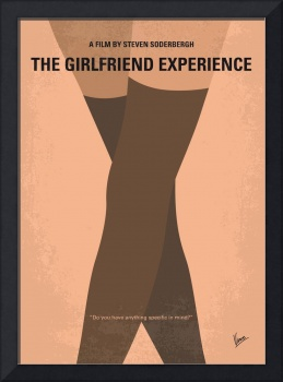 No438 My The Girlfriend Experience minimal movie p