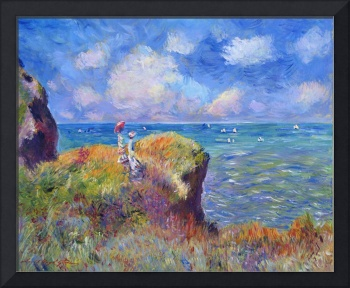 On the Bluff at Pourville