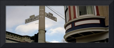 Haight Ashbury District San Francisco CA