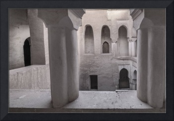 Casbah Interior, Ait Youl, Morocco