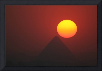 Egyptian Sunset
