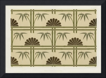 Antique Japanese Pattern by Audsley