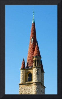 Four Steeples
