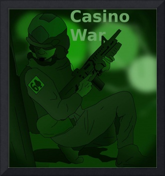 Casino War Night Vision Soldier