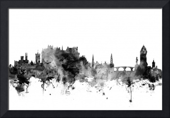 Stirling Scotland Skyline